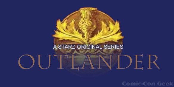 Outlander - A Starz Original Series - Diana Gabaldon - Sony Pictures Television - Ronald D. Moore - Header
