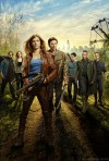 Revolution - Cast Photo - Billy Burke - Tracy Spiridakos  - Giancarlo Esposito - Zak Orth - David Lyons - Elizabeth Mitchell - JD Pardo