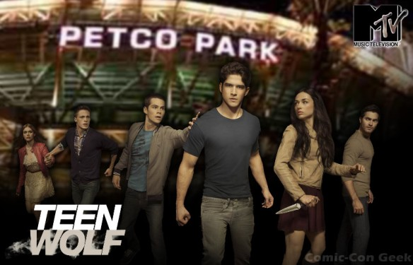 Teen Wolf - Petco Park - Comic-Con 2013 - SDCC - Header