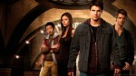 The Tomorrow People - Cast Photo - Luke Mitchell - Aaron Yoo - Mathieu Young - Robbie Amell - Peyton List