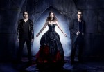 The Vampire Diaries - Cast Photo - Nina Dobrev - Paul Wesley - Ian Somerhalder