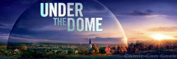 Under the Dome - Promo Image - Steven King - Amblin Television - CBS