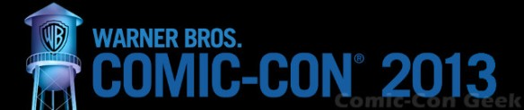 Warner Bros. - Comic-Con 2013 - SDCC - Header