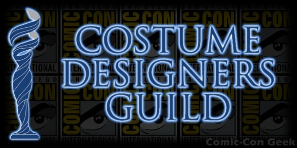 Costume Designers Guild at Comic-Con - SDCC - Header