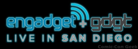 Engadget - gdgt - Live in San Diego - Header