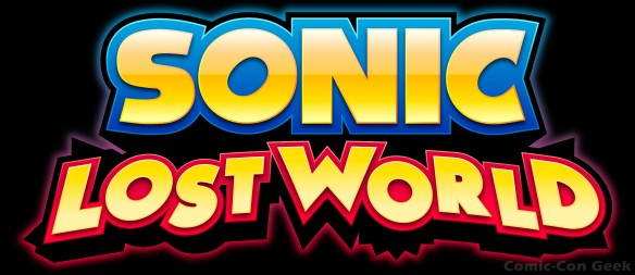 Sega - Sonic Lost World - Logo