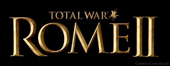 Sega - Total War - Rome II - Logo