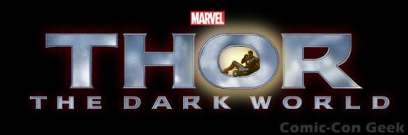 Iron Man in Thor - The Dark World - Logo - Header - Robert Downey Jr - Tony Stark - RDJ