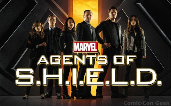 Marvel's Agents of S.H.I.E.L.D. - Cast - Logo - Header
