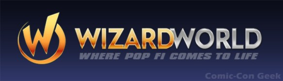 Wizard World - Where Pop Fi Comes to Life - Header