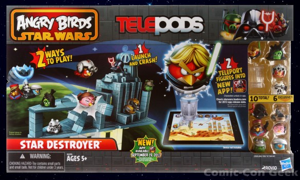 Angry Birds Star Wars II - Star Destroyer Box - Hasbro - Telepods - Rovio Entertainment - Lucasfilm