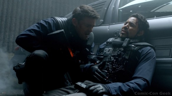 Almost Human - Fox - Bad Robot - Warner Bros. - Karl Urban - Michael Ealy - Minka Kelly - Image 012