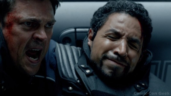 Almost Human - Fox - Bad Robot - Warner Bros. - Karl Urban - Michael Ealy - Minka Kelly - Image 016