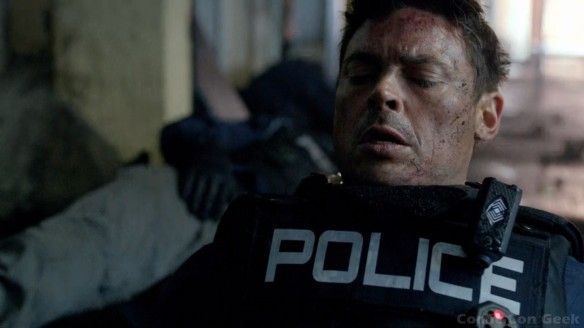 Almost Human - Fox - Bad Robot - Warner Bros. - Karl Urban - Michael Ealy - Minka Kelly - Image 021