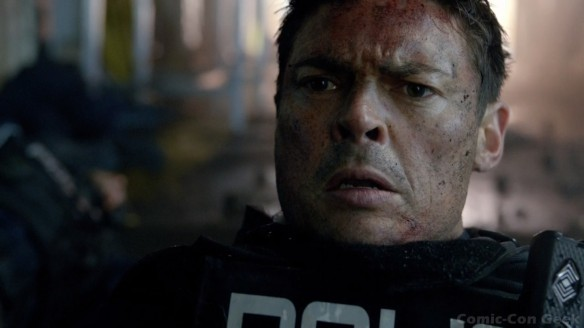 Almost Human - Fox - Bad Robot - Warner Bros. - Karl Urban - Michael Ealy - Minka Kelly - Image 023