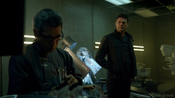 Almost Human - Fox - Bad Robot - Warner Bros. - Karl Urban - Michael Ealy - Minka Kelly - Image 035