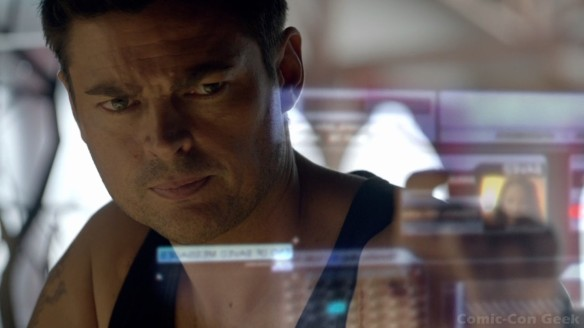 Almost Human - Fox - Bad Robot - Warner Bros. - Karl Urban - Michael Ealy - Minka Kelly - Image 053