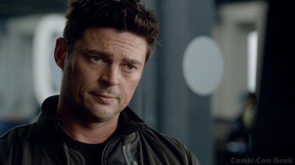 Almost Human - Fox - Bad Robot - Warner Bros. - Karl Urban - Michael Ealy - Minka Kelly - Image 071
