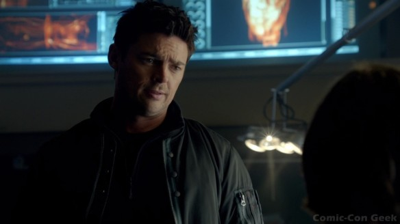 Almost Human - Fox - Bad Robot - Warner Bros. - Karl Urban - Michael Ealy - Minka Kelly - Image 096
