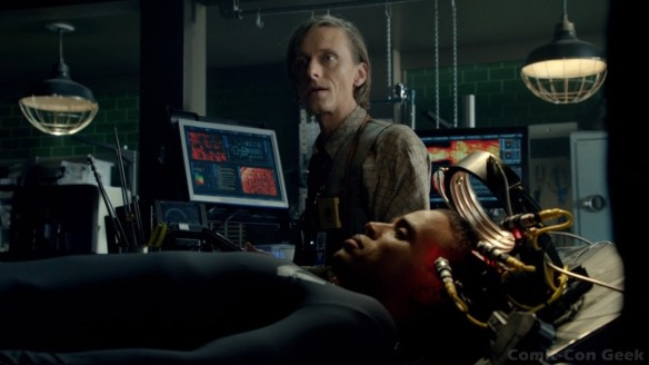 Almost Human - Fox - Bad Robot - Warner Bros. - Karl Urban - Michael Ealy - Minka Kelly - Image 103