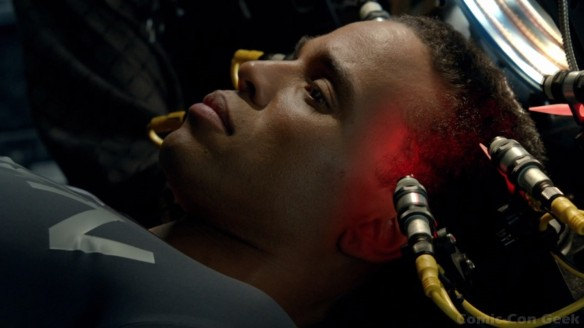 Almost Human - Fox - Bad Robot - Warner Bros. - Karl Urban - Michael Ealy - Minka Kelly - Image 104