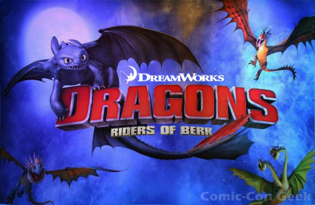 - Dragons - Riders of Berk - Toothless - Cartoon Network - Header